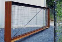 gates/fence