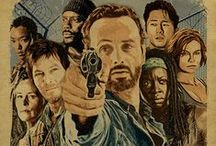 The Walking Dead TV Show / Cool artwork, photos and maybe some funny images from the AMC original TV Series The Walking Dead.