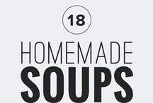 healthy foods, soups