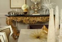 Mixing style antique/modern Inspiration