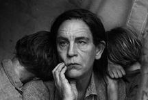 """Sandro Miller - 1958 - / Sandro Miller (1958) is an American photographer (working professionally as """"Sandro"""") known for his expressive images, and his close work with John Malkovich and the other ensemble members of Chicago's Steppenwolf Theatre Company."""