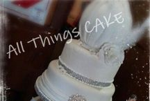 by All Things CAKE, East London,  SA / Speciality cakes made to order
