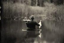Alex Timmermans - 1962 - / Alex Timmermans est un photographe passionné par les techniques anciennes de la photo, particulièrement du collodion humide