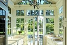 Let there be light... / Windows and French doors