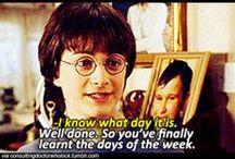 Harry Potter related / #harrypotter #potterhead #fandom #crossovers #headcanons #jokes