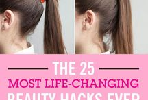 Beauty Hacks Test #1