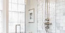 Home renovation ideas / My vision and inspiration board for our Kitchen, ensuite and guest bathroom renovations