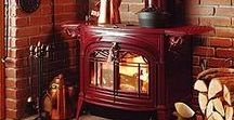 Wood Stoves, Fireplaces and Fire Pits