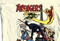 Marvel T'shirts