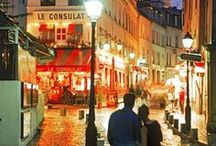 The last time I saw Paris / food, history, romance / by Elizabeth Olliff