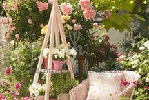 Gardens,porches, conservatorys