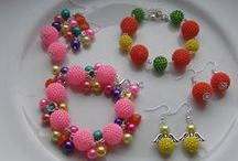 Handmade jewelry / handmade jewelry, beading