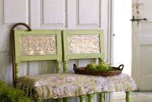 DIY Furniture / by Ingrid Van Blitterswijk