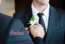IDEAS  PARA BODAS / Cada boda es única. Es importante cuidar los detalles y hacer que reflejen en la personalidad de los novios.