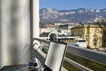 74 - Lieux de congrès et séminaires Haute-Savoie / Sélection de salles de réunion, lieux de congrès et séminaires pour organiser un événement d'entreprise dans le département de la Haute-Savoie (74).
