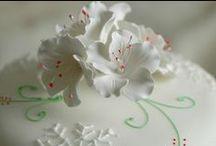 European Wedding Cakes
