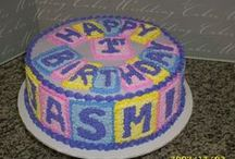 Hand Drawn Picture Cakes / Our creative bakery associates hand draw your picture!