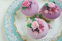 Cupcakes en minicakes