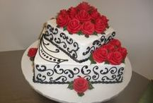 Wedding Cakes / Wedding cakes by Ukrop's Homestyle Foods for your special day.