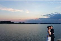 Wonderful wedding photos in Vonitsa Greece / I love you for all that you are, all that you have been and all you're yet to be.