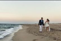 Dreamy wedding photography in Lefkas Greece / I love you more than I have ever found a way to say to you!