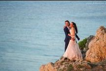 Beautiful wedding day in Lefkas Greece / I wish I could turn back the clock. I'd find you sooner and love you longer.