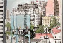 Urban Drawings