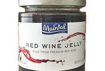 Jams, Jellies and Fruit Preserves