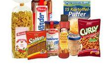 German food samplers