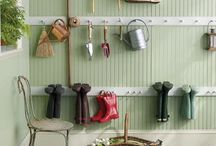 Garage organised / by Declutterhome