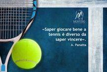 Tennis Quote / Cintazioni sul mondo del tennis