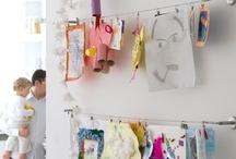 Kids' craft organised / by Declutterhome