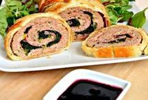 Piatti di Carne di Snappetize / Una selezione delle ricette a base di carne più Snappetitose!