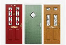 Composite Front Doors / Composite doors for homes supplied and fitted. We offer free delivery on DIY composite doors and also install with our affordable door fitting service.