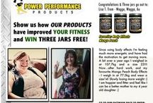Most Improved photos / Body Effects & Reset & Power Performance Products  This is easy and rewarding. If Body Effects or Reset has helped you trim, tone and lose weight, just send us photos of you before and after, plus a short paragraph of why you like the product and your favorite flavor. If we use it on our Facebook Page, we'll send you 3 jars for free!  Click the Contest Tab on our Facebook page to enter!
