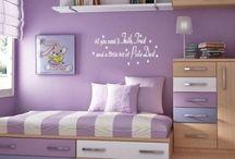 Lizzie's new room