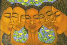 I CELEBRATE YOU, MY SISTERS / Quotes & Art Celebrating Women
