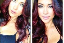 Ideas Hair colour @ styles