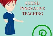 CCUSD Innovative Teaching and Learning / Great teaching and learning around our district by excellent teachers and students.