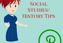 Social Studies/History Tips / Web and App tools for learning Social Studies and History
