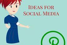 Ideas for using Social Media in education