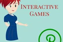 Interactive Games and Practice