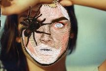 Embroidered photo