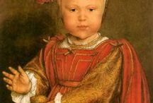 Portraits (+)  - Tudor Period / Early / by Gillian Tappin