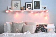 Bedroom DIY / Cute Bedroom Inspiration<3