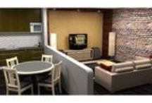 3D Interior Design / Living room 3D Interior Design by ziqradesign.blogspot.com #sketchup #3d #interior #cad #design  #freelancer