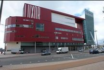 Luxor theater Rotterdam / Bijdrage Bureau Bouwkunde: -advies DO -bouwvoorbereiding -uitvoeringstekeningen