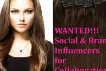 Bloggers & Social Influencers WANTED  / Social influencers and bloggers wanted to represent our brand!