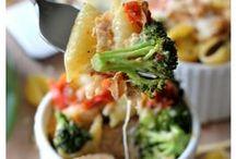 Food =) / by Alyse Gardner