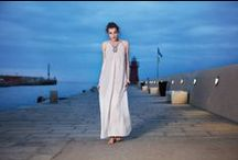 Women's linen fashion / 120% Lino, made in Italy, offers an understated elegant style, the perfect fit for people who love natural elegance either in the city, or during travel, every season of the year. For ladies, men and children.